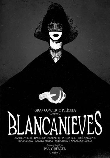 Blancanieves, España, 2012