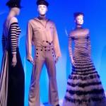 Jean Paul Gaultier, l'enfant terrible de la moda.