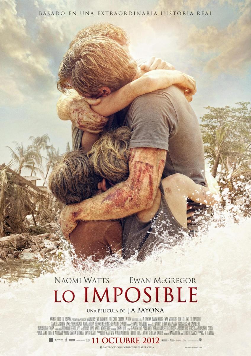 Lo imposible de Juan Antonio Bayona