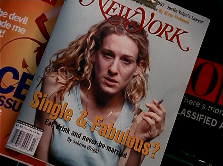 Single and Fabulos_Carrie Bradshaw