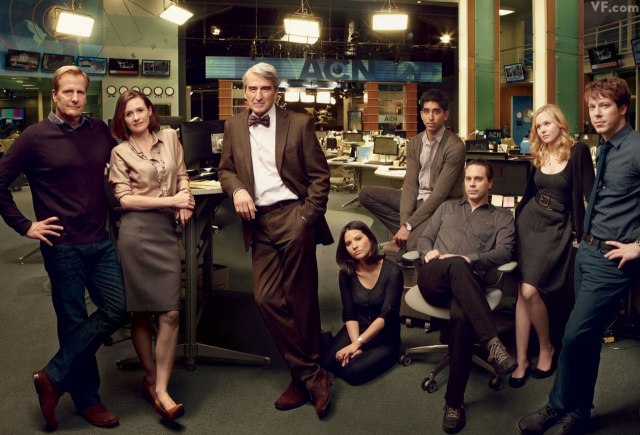 The Newsroom HBO