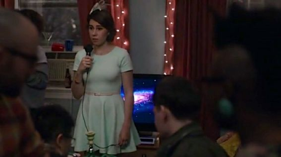 Zosia Mamet como Shoshanna Shapiro Girls Segunda Temporada