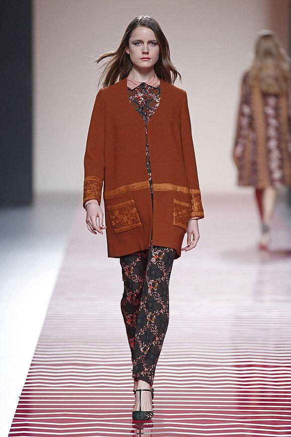 Ailanto mercedes Benz Madrid Fashion Week 2013