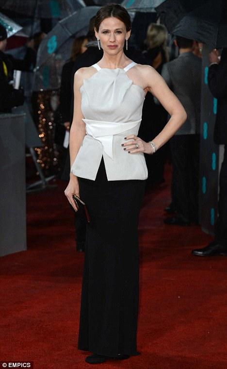Jennifer Garner Bafta 2013