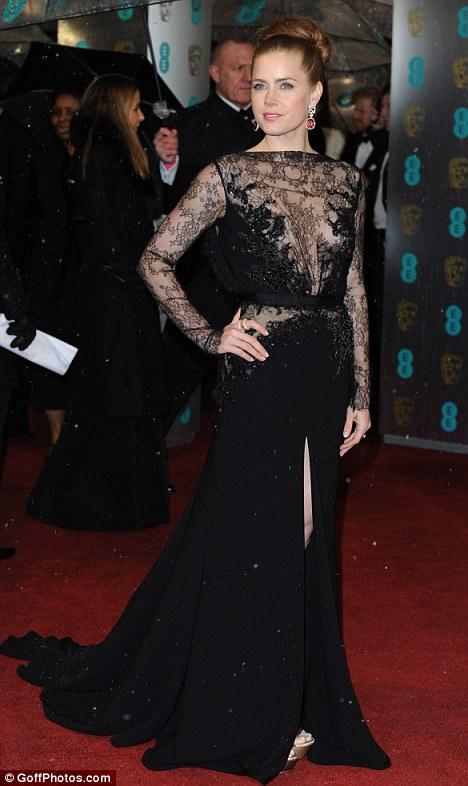 Amy Adams Baft 2013