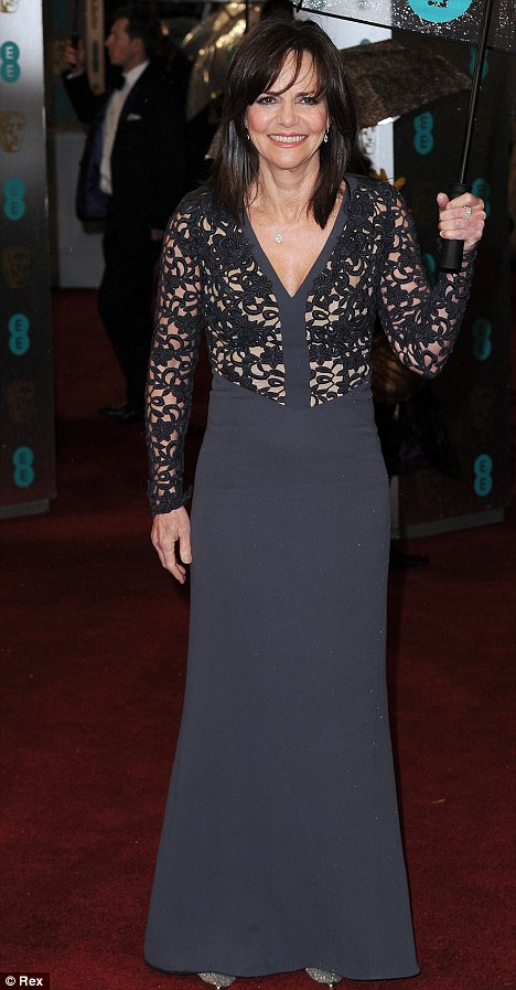Sally Field Bafta 2013