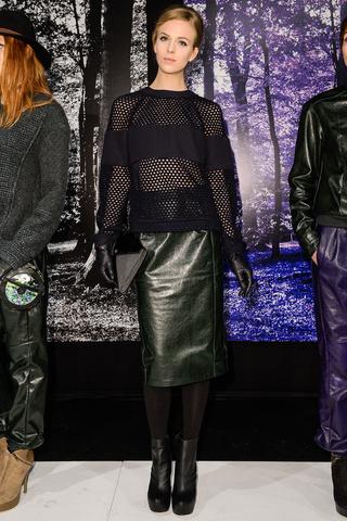 Charlotte Ronson Semana de la moda de Nueva York