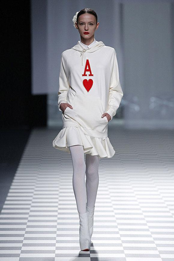 David Delfin Mercedes Benz Madrid Fashion Week 2013