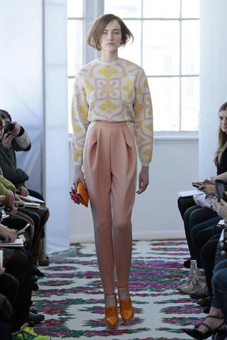 Delpozo Semana de la Moda de Nueva York
