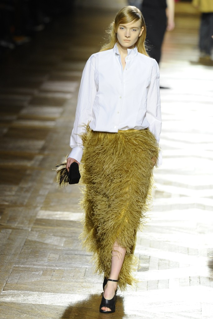 Dries van Noten Paris Fashion Week otoño invierno 2013-2014