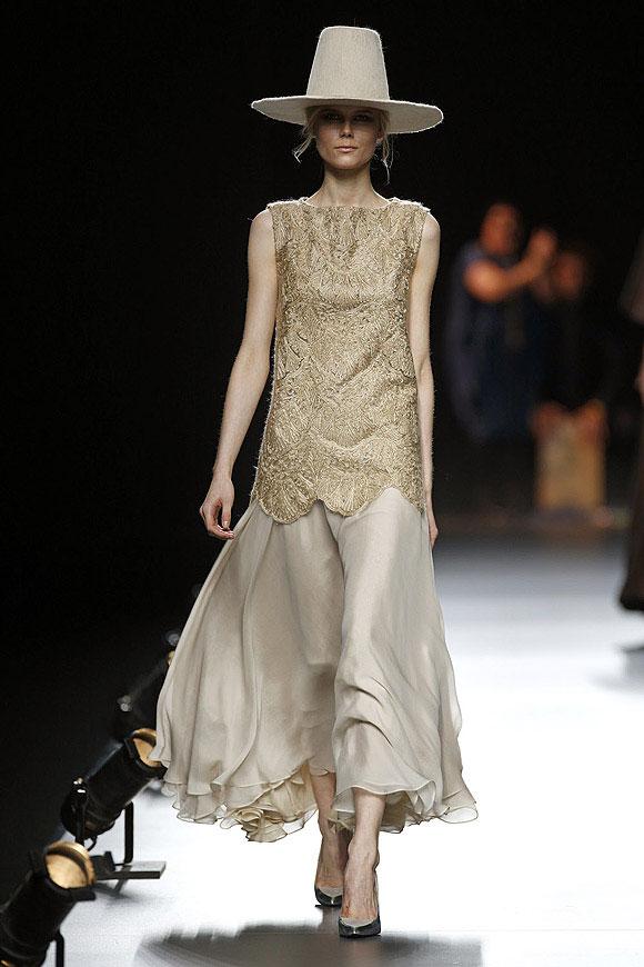 Duyos Mercedes Benz Madrid Fashion Week 2013