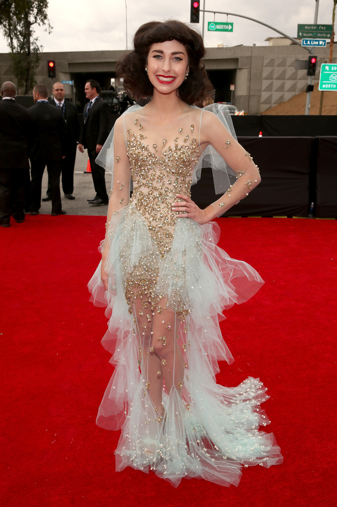 Kimbra Grammy Awards 2013