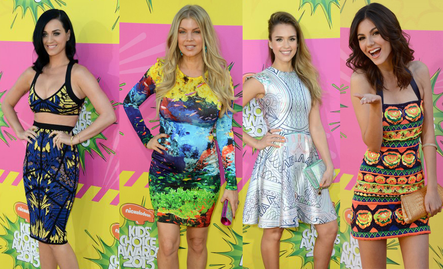 Nickelodeon Kids' Choice Awards.2013