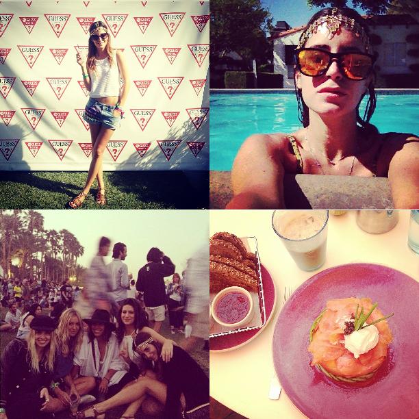 Instagram Gala González