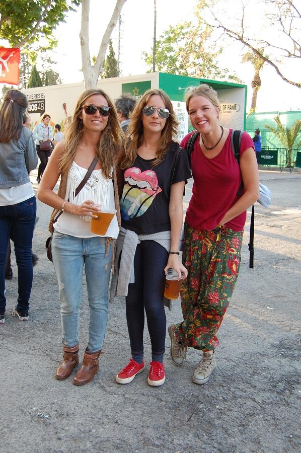 Street Style en el SOS 4.8