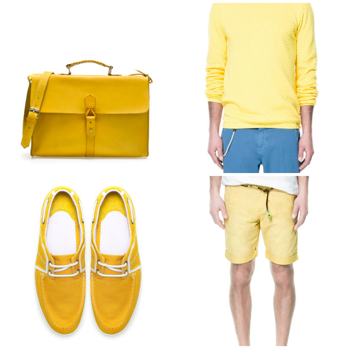 Trend Alert Amarillo Men  1