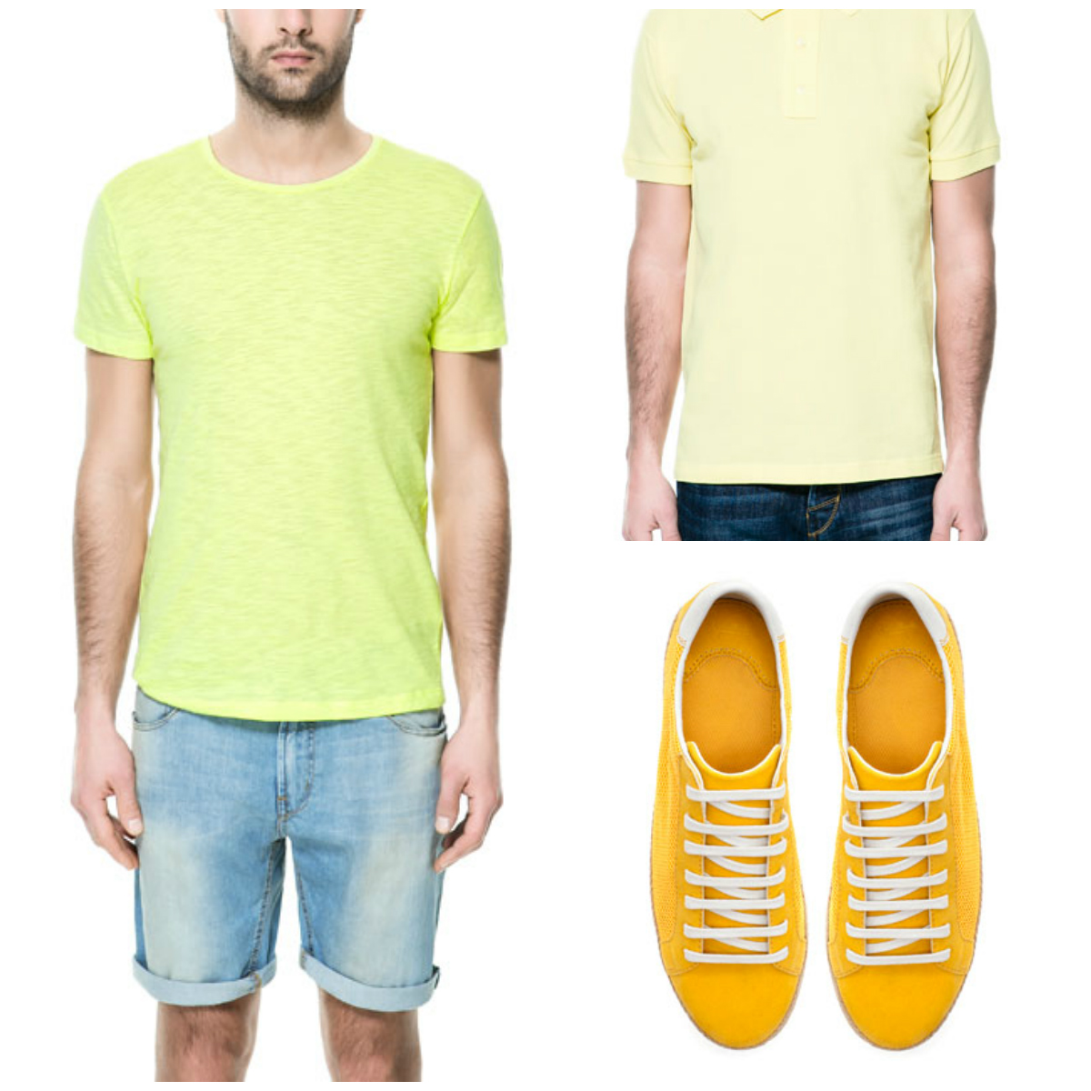Trend Alert Amarillo Men 2