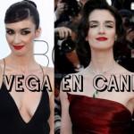 El paso de Paz Vega por Cannes