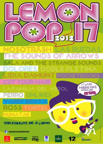 Lemon Pop Festival Murcia