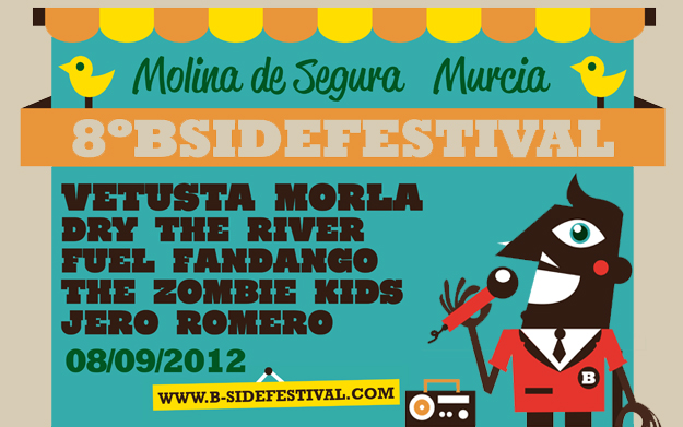 B-side Festival Murcia