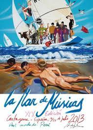 La mar de musicas Festival Murcia