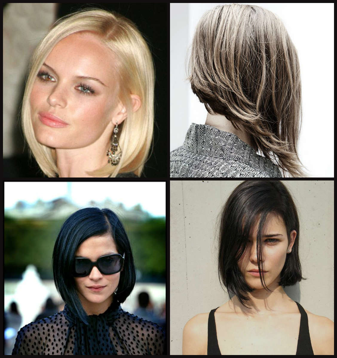 Leigh Lezark y Kate Bosworth con corte bob