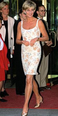 Princesa Diana de Gales Jimmy Choo