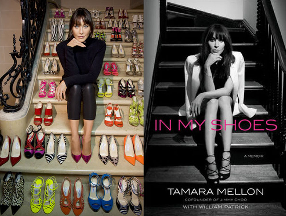 Tamara Mellon In my shoes