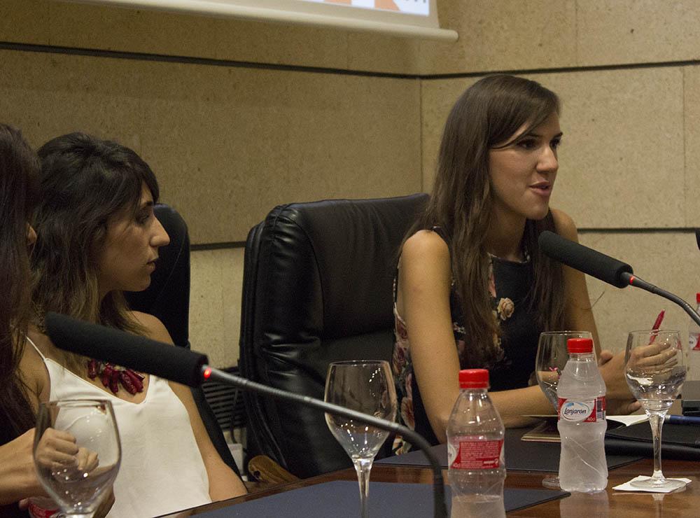 Instituto Internacional de Imagen y Moda Paula del Vals, Miriam Alegría, Asun Quirant, Elena Vidal