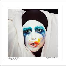 Lady Gaga make up Applause