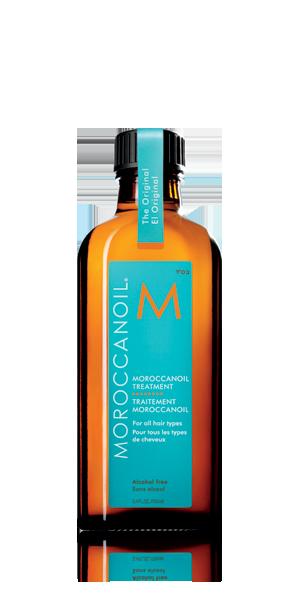 Aceite de tratamiento para el pelo Moroccanoil: