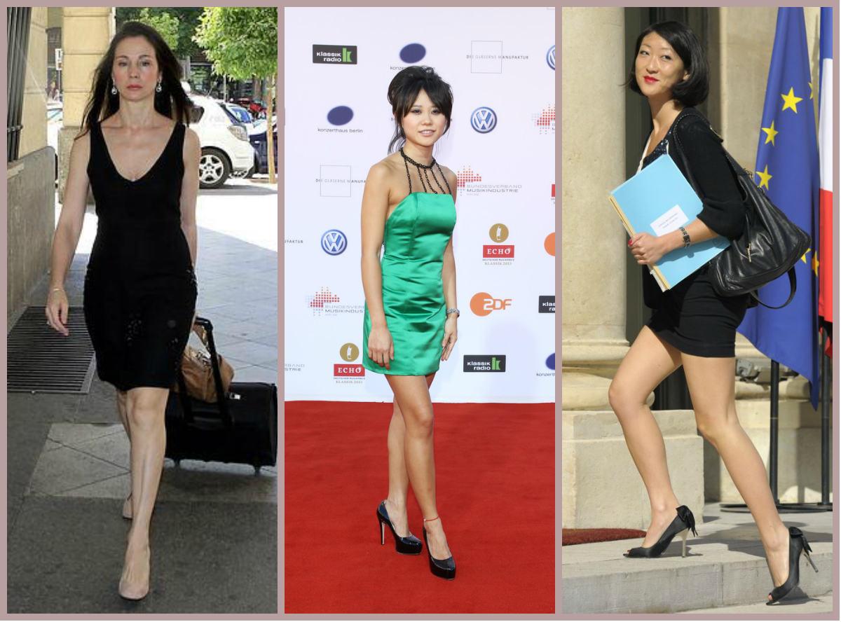Mercedes Alaya, Yuja Wang, Fleur Pellerin