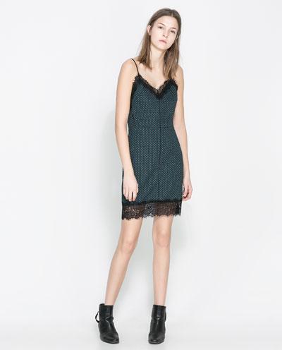 Puntilla vestido