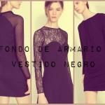 Fondo de armario: vestido negro ó LBD
