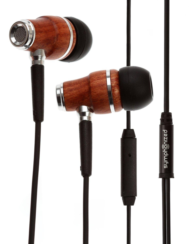 Auriculares de madera Symphonized