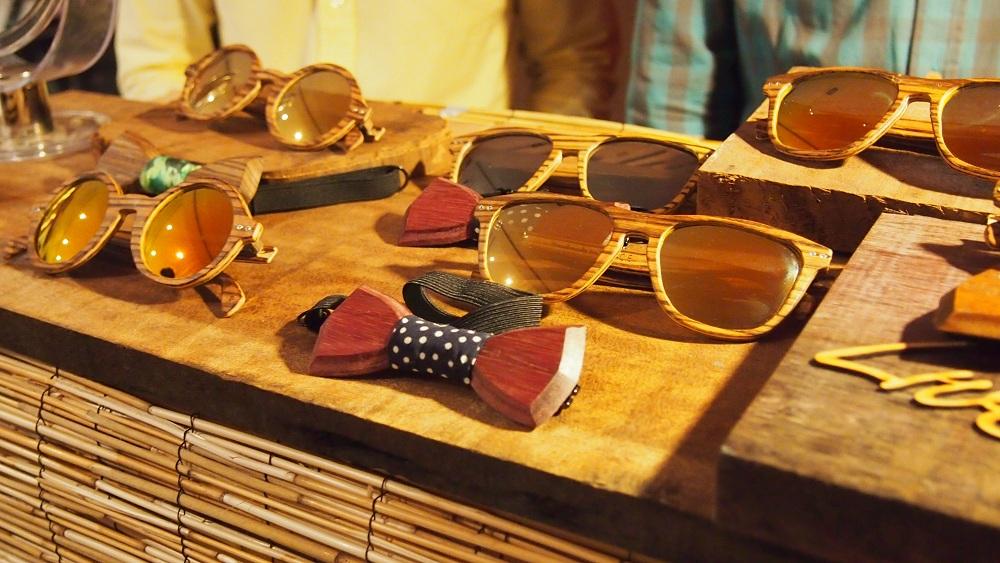 Gafas de sol de madera FELER