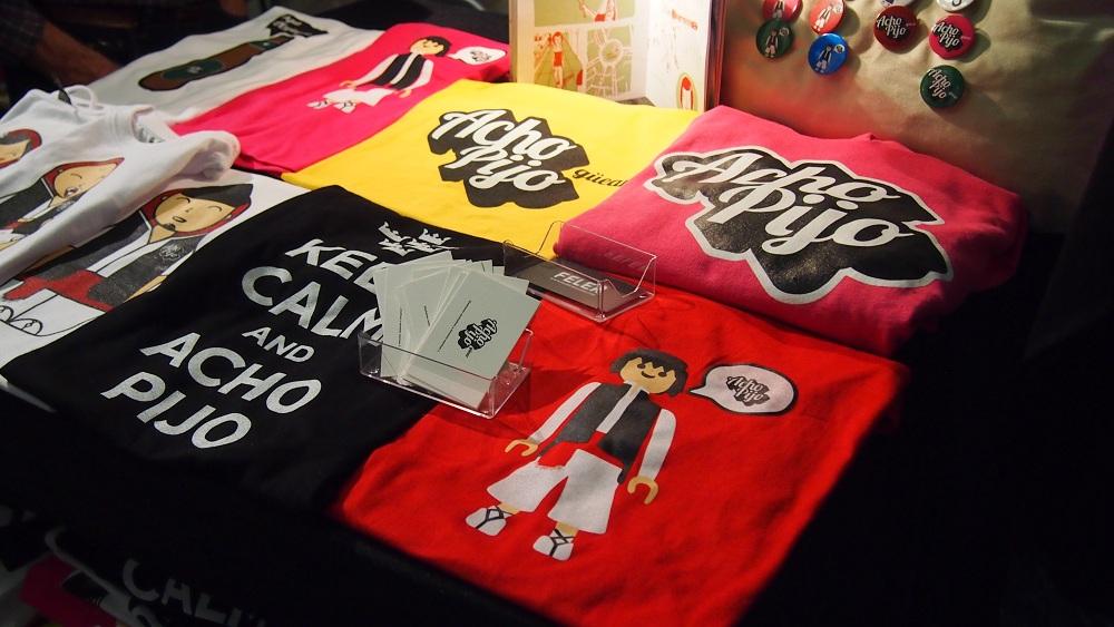 Camisetas de Acho Pijo Güear