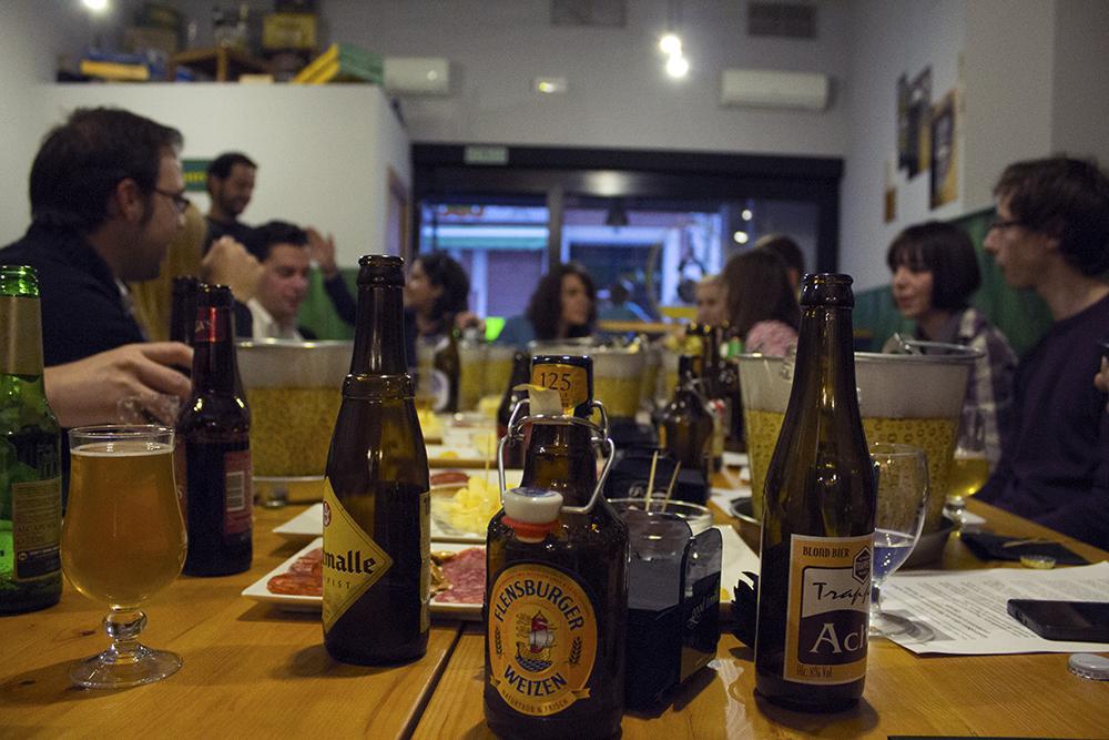 Gastrobeer cerveceria Murcia