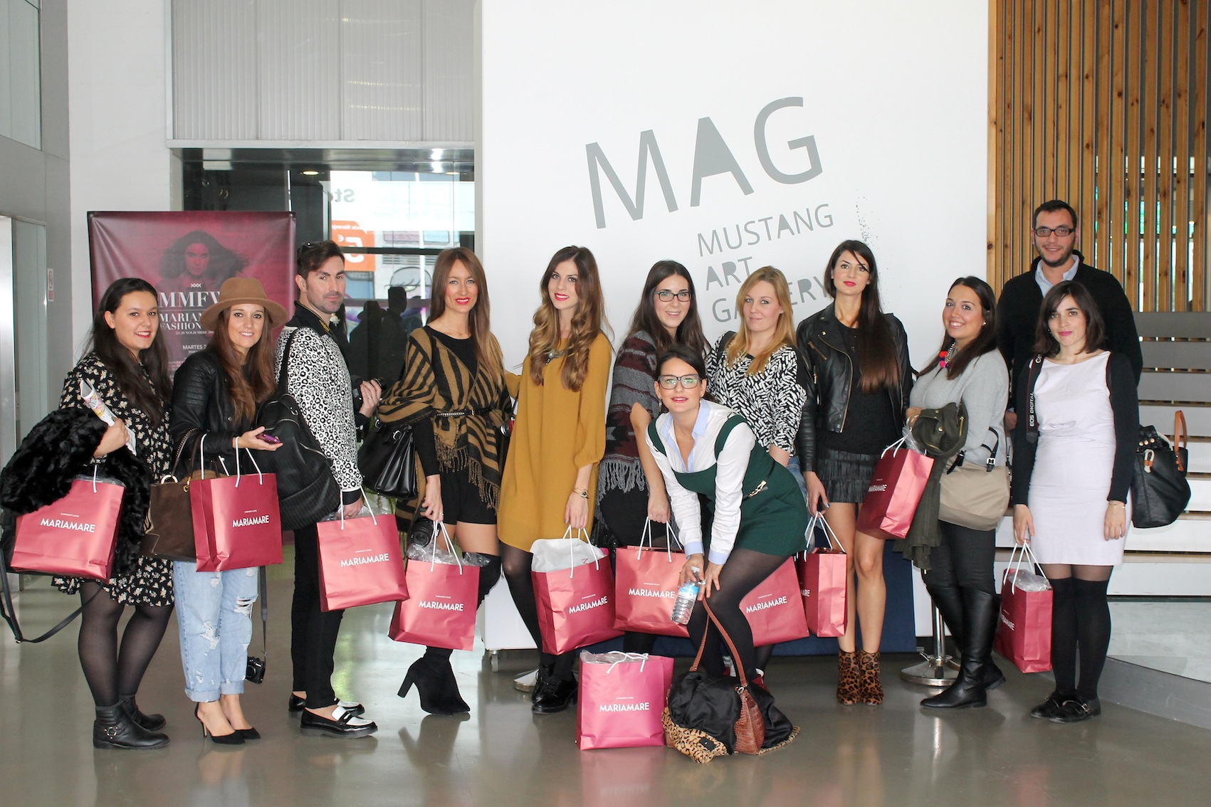 Meeting bloggers mariamre